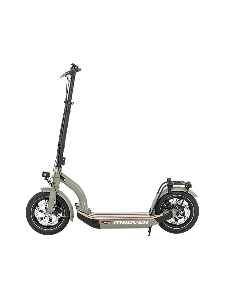 METZ MOOVER Electro-Scooter 250 W 210Wh 20km/h mit StVZO - Bild 2